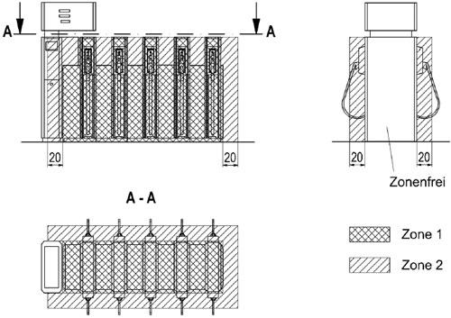 trbs 3151 trgs 751 vermeidung von brand explosions und druckgef hrdungen an tankstellen und. Black Bedroom Furniture Sets. Home Design Ideas